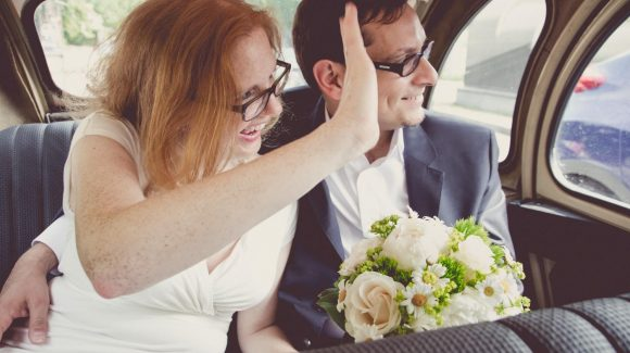 Hochzeit am Deininger Weiher