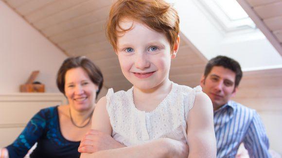 Familienfotos zuhause – eine Homestory