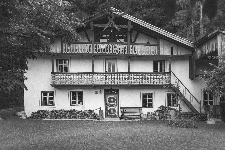 Traumhafte Location für die Hochzeit auf der Leutasch in den Tiroler Alpen - Hochzeitsfotos