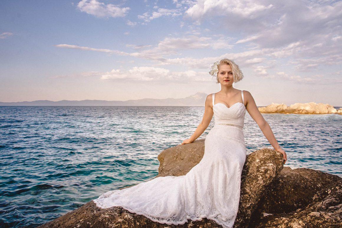 Griechische Hochzeit in Thessaloniki