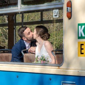 Hochzeit am Waldhaus zur alten Tram