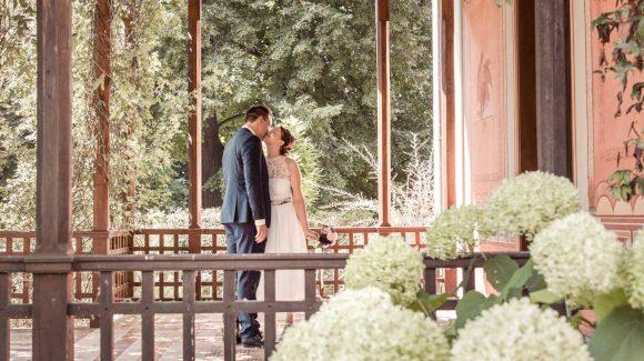 Heiraten auf der Roseninsel im Starnberger See