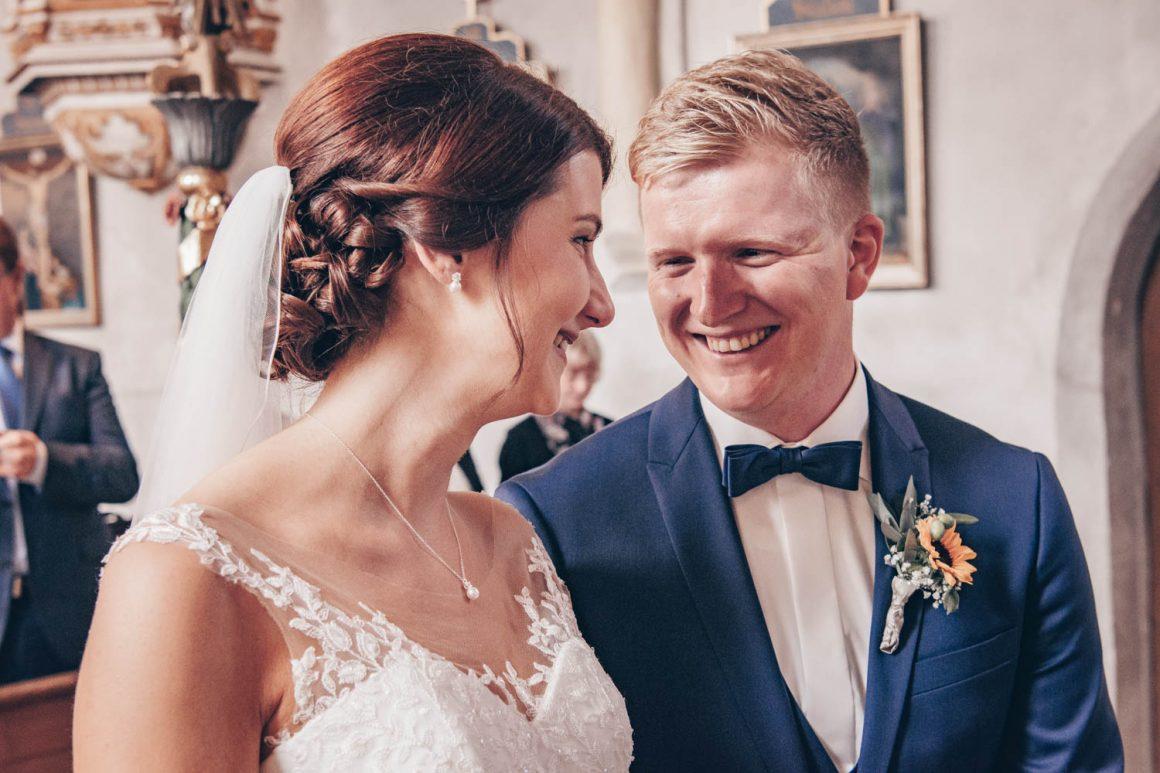 Emotionale Hochzeit in Bad Wiessee
