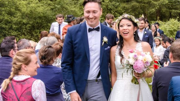 Hochzeit im Voralpenland