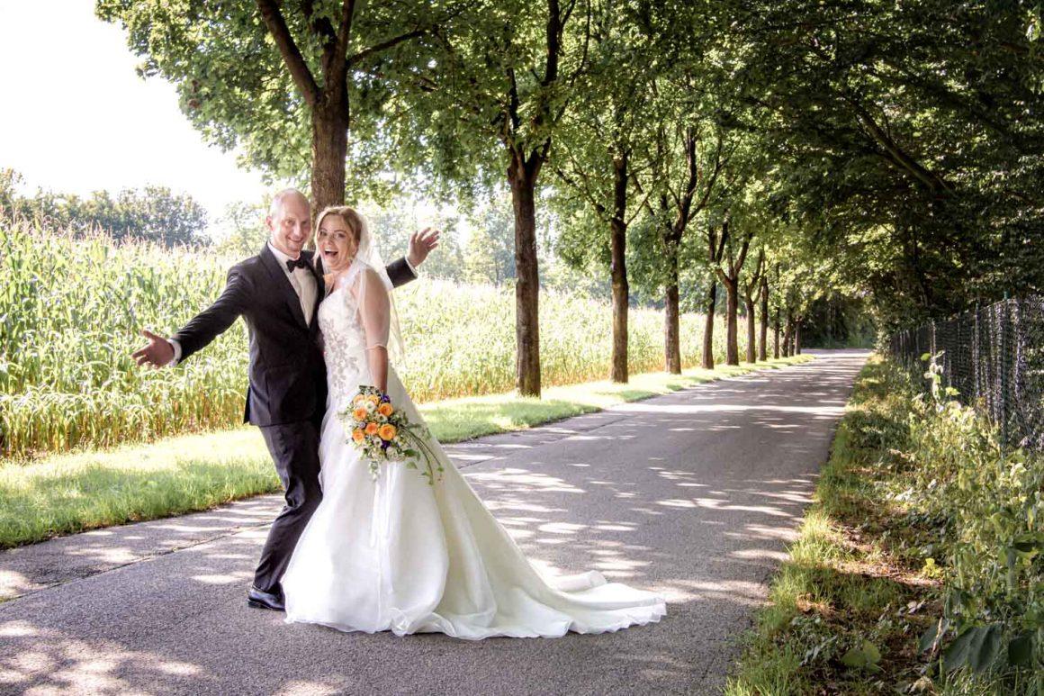Romantische Hochzeit im Hotel Bauer