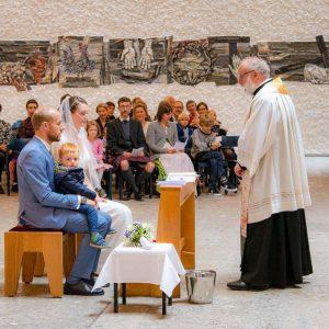 Herbstliche Hochzeit in der Echardinger Einkehr
