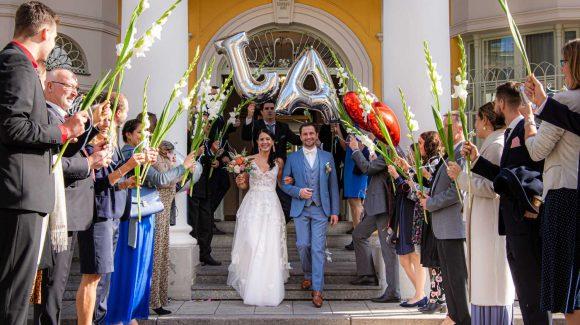 Traumhafte Hochzeit im Schweiger2