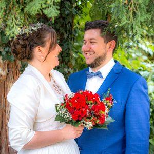 Kirchliche Hochzeit in Grünwald